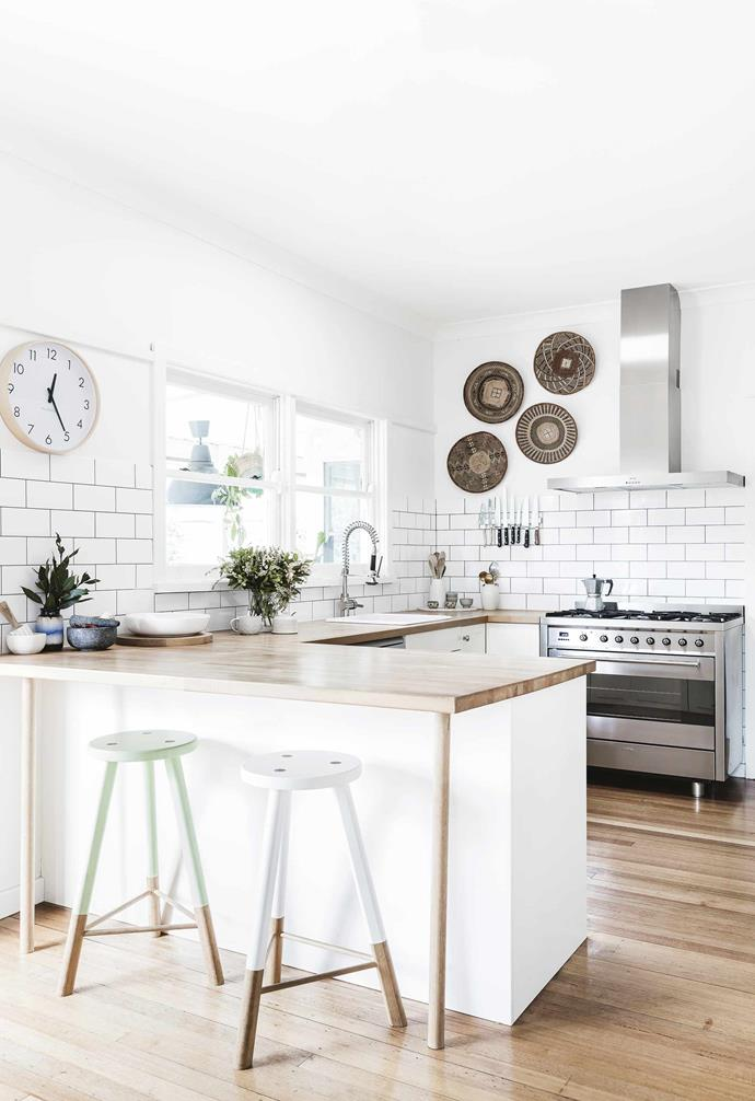 """**Kitchen** Simple but supremely functional, the [IKEA](https://www.ikea.com/au/en/