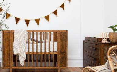 Nursery checklist: everything you need for your new baby's room