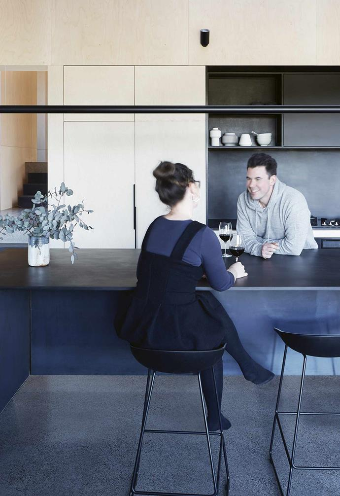 """The storage, seating and [window frames](https://www.homestolove.com.au/window-and-door-designs-20534