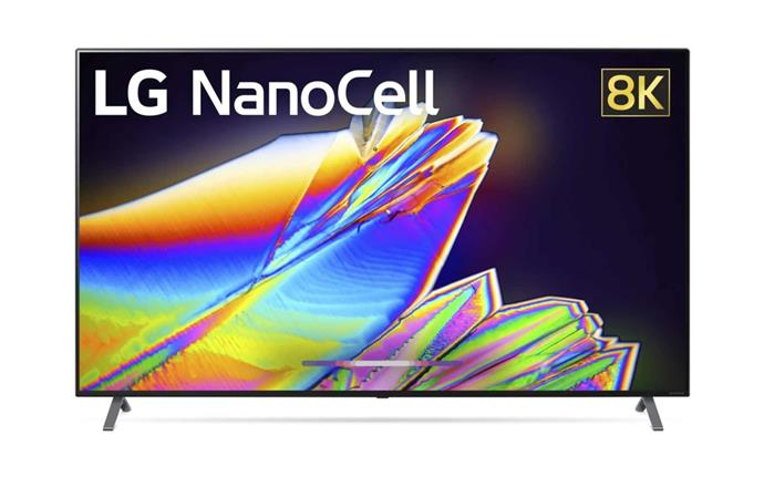 "LG Nano95 Series NanoCell 75"" 8K TM100 LED TV [2020], $5995, [JB Hi-Fi](https://www.jbhifi.com.au/products/lg-nano95-series-nanocell-75-8k-tm100-led-tv-2020|target=""_blank""|rel=""nofollow"")."