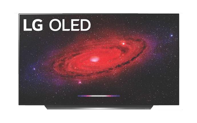 "LG 65"" CX 4K UHD Smart Cinema OLED TV, $4495, [The Good Guys](https://www.thegoodguys.com.au/lg-65-inches-cx-4k-uhd-smart-cinema-oled-tv-oled65cxpta|target=""_blank""|rel=""nofollow"")."