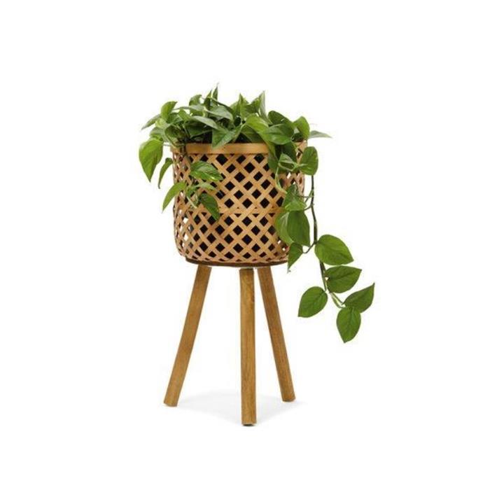 "Bamboo pot holder, $19, [Kmart](https://www.kmart.com.au/product/bamboo-pot-holder/2334807 target=""_blank"" rel=""nofollow"")"