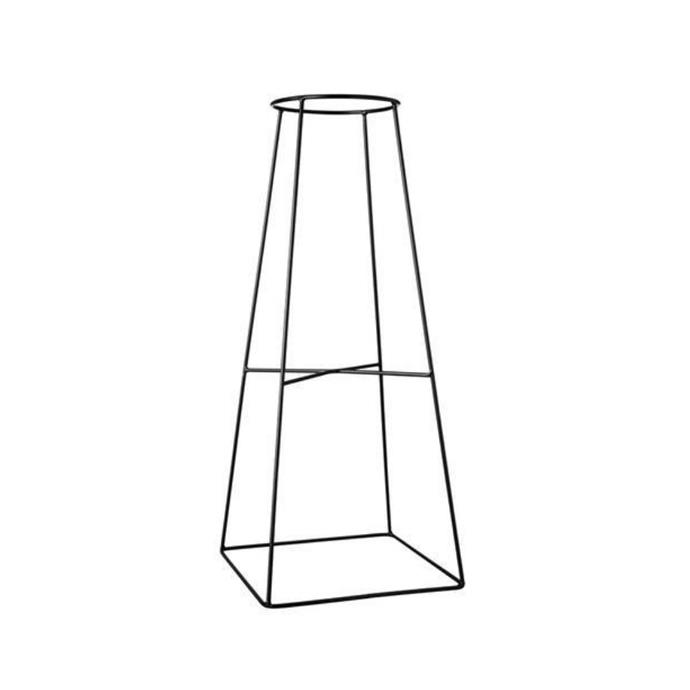 """Ivy muse 'Empire' plant stand, $190, [Ivy Muse](https://www.ivymuse.com.au/collections/plant-stands/products/empire