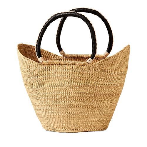 "Home Republic Bolga Natural Shopping Basket, $47.99, [Adairs](https://www.adairs.com.au/homewares/baskets/home-republic/bolga-natural-shopping-basket|target=""_blank""|rel=""nofollow"")"