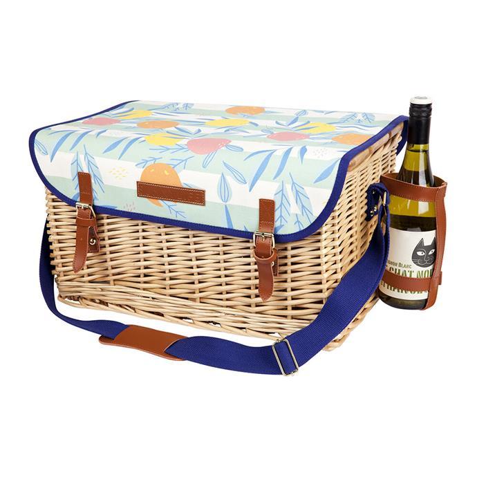 "Sunnylife 'Dolce Vita' Luxe Picnic Basket, $281, [Amara](https://www.amara.com/au/products/luxe-picnic-basket-dolce-vita|target=""_blank""|rel=""nofollow"")"