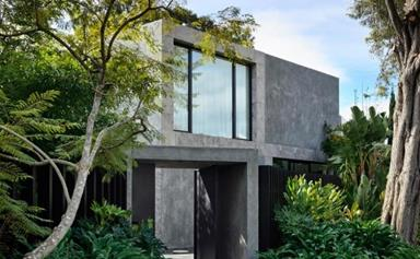 A marvellous modernist mansion in Toorak