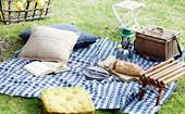 12 of the best picnic blankets and baskets