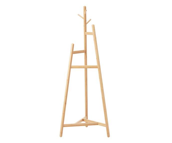 MORSNING valet stand, $69, [IKEA](https://www.ikea.com/au/en/p/morsning-valet-stand-bamboo-70464435/).