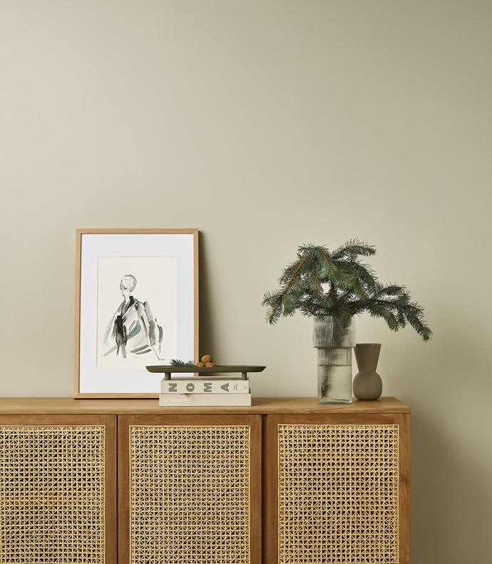 Colour Volcanic Ash by Porter's Paints is a versatile light neutral, perfect with bright white trim.