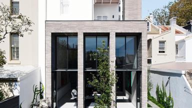 A venerable Victorian terrace's ultra-contemporary update