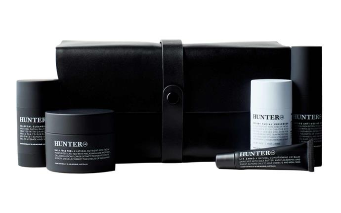 """Ultimate Skin Health Armoury by Hunter Lab, $249, [Heartwood](https://heartwoodco.com.au/collections/top-10s-gifts/products/ultimateskinhealtharmoury