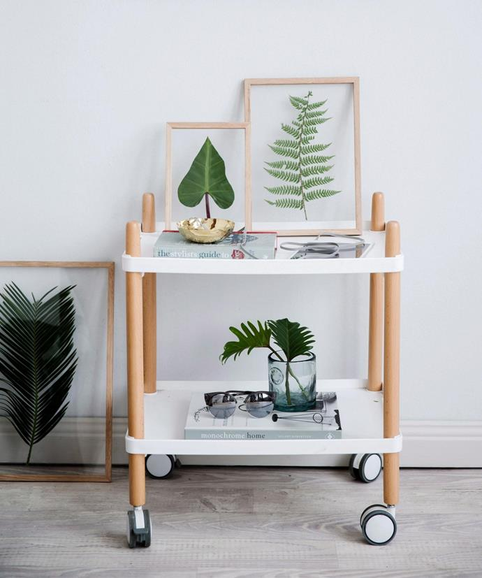 """Framing [pressed leaves and flowers](https://www.homestolove.com.au/pressed-leaves-flowers-17412