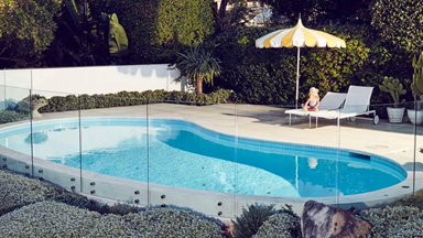 Splash out: 15 of the chicest poolside accessories