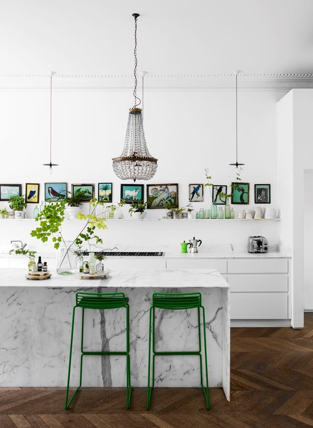 """The owners of this [19th century home](https://www.homestolove.com.au/decorating-with-indoor-plants-4958