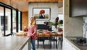 A concrete home in Barwon Heads with a future-proof design