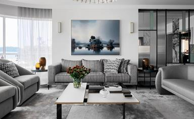 A restored 1930s apartment in Sydney's eastern suburbs