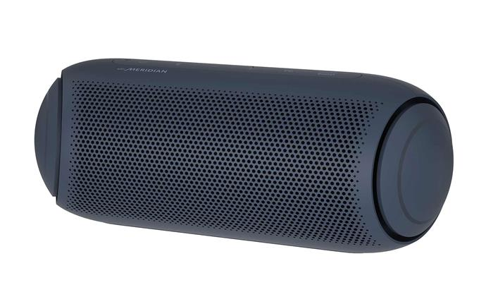 "LG XBOOM Go PL7 bluetooth speaker, $259, [LG](https://www.lg.com/au/portable-speaker/lg-pl7|target=""_blank""|rel=""nofollow"")."