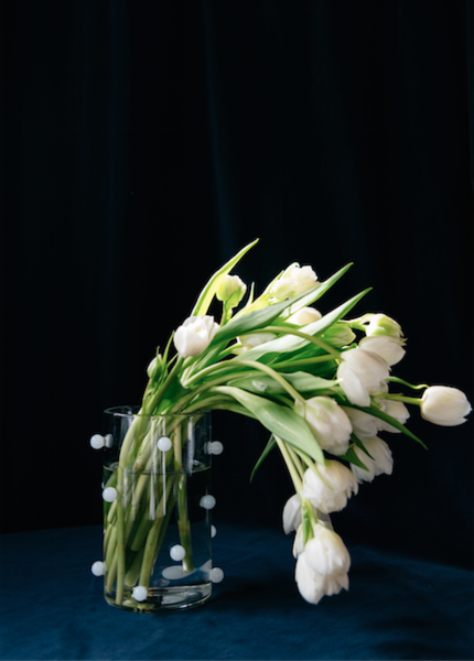 """A beautiful **vase** to do your flowers justice<br> <br> Pomponette Vase clear, $149, [Maison Balzac](https://www.maisonbalzac.com/products/pomponette-vase-clear