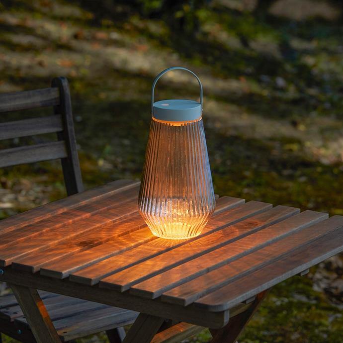 "SOLVINDEN LED lighting, outdoor, battery-operated clear glass, $29, [Ikea](https://www.ikea.com/au/en/p/solvinden-led-lighting-outdoor-battery-operated-clear-glass-20455056/|target=""_blank""|rel=""nofollow"")"