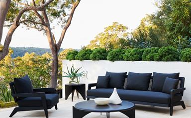 Luxury outdoor furniture to elevate your alfresco area