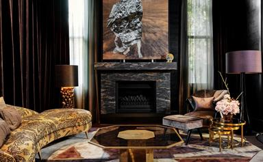 An exceptional family home with opulent furnishings