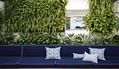 A smart design transformed this coastal garden in Rose Bay