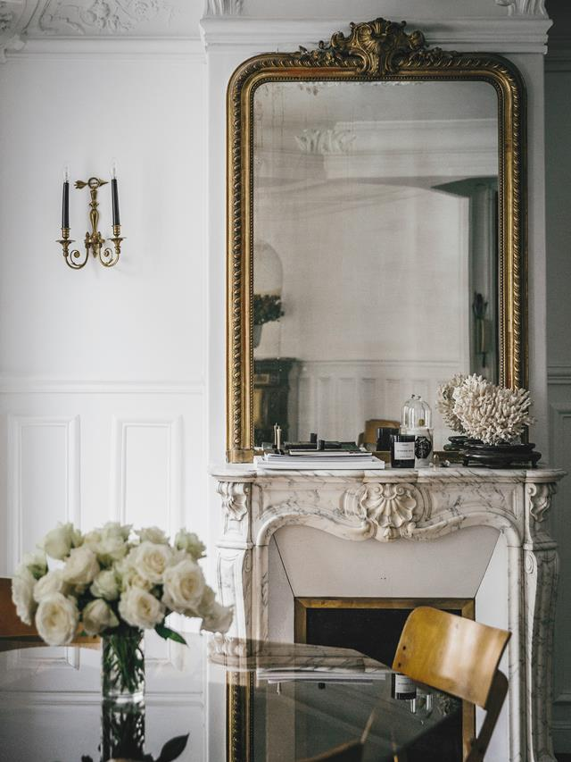 """**Use the magic of mirrors.** Mirrors can double the size of a room from first glance, so if your space feels claustrophobic, consider hanging a large mirror on a wall - preferably one that's angled towards a window so it will even bounce [natural light](https://www.homestolove.com.au/how-to-increase-natural-light-in-home-15836