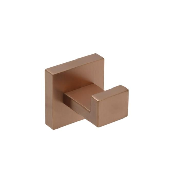 "Vaada robe hook, $27.93, [ABI](https://www.abiinteriors.com.au/shop/stock-clearance-sale/vaada-robe-hook-copper/|target=""_blank""