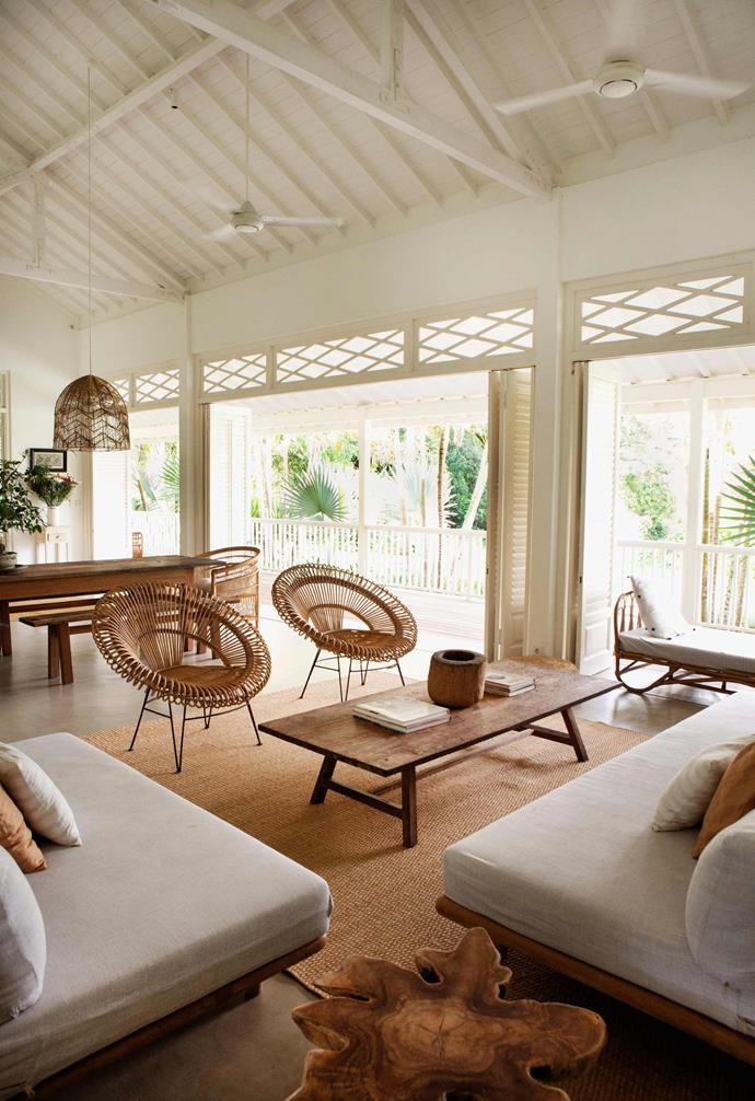"""In this [French-Caribbean inspired Balinese home](https://www.homestolove.com.au/magali-pascal-home-bali-21691