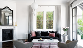 A heritage Sydney abode became a dream family home