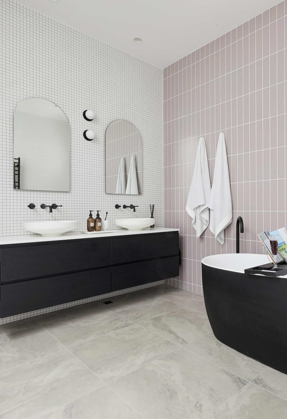 """**Sarah and George: House 2:**<br> [Sarah and George](https://www.homestolove.com.au/sarah-and-george-the-block-2020-21738