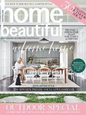 Home Beautiful magazine cover