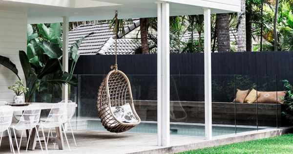 10 Hanging Chairs To Spend The Day In Homes To Love