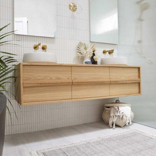 """ISSY Z8 1500mm Vanity Unit with 6 Drawers, $5646.96, [Reece](https://www.reece.com.au/product/issy-z8-1500mm-vanity-unit-6-drawers-2321815