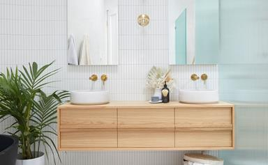 Recreate The Block's best-ever bathroom looks at home