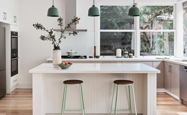 A dramatic Edwardian weatherboard makeover in Elsternwick