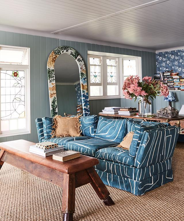"""**Eclectic coastal** This style takes all the traditional design notes of coastal styling but teams different eras an quirks together. Interior designer Sibella Court has turned to the calm and sanctuary of life by the sea in her [characterful home](https://www.homestolove.com.au/sibella-courts-weatherboard-home-21164