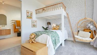 The Block 2020: upstairs bedroom and bathroom reveal