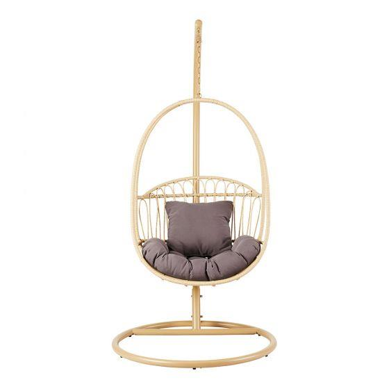 """No outdoor entertaining area is complete without a [hanging chair](https://www.homestolove.com.au/hanging-chairs-australia-19214 target=""""_blank"""") to kick back in after a long lunch.  <br><br>Byron Hanging Chair, $599, [Early Settler](https://www.earlysettler.com.au/byron-hanging-chair target=""""_blank"""" rel=""""nofollow"""")"""