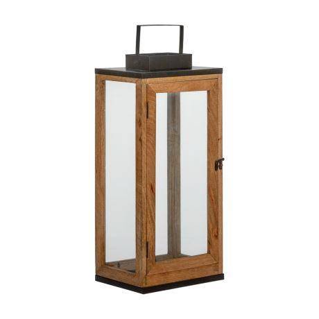 """Use stylish [outdoor lanterns](https://www.homestolove.com.au/outdoor-lanterns-21821 target=""""_blank"""") to illuminate your outdoor area when the sun goes down, so you can enjoy the balmy summer nights under the stars.  <br><br>ANAFI Lantern in Black, $61.97, [Freedom](https://www.freedom.com.au/outdoor/outdoor-decorator/all-outdoor-decorator-items/24197540/anafi-51cm-lantern-black target=""""_blank"""" rel=""""nofollow"""")"""
