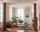The enchanting apartment of an Italian designer