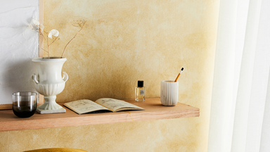 How to transform a room with textured paint finishes