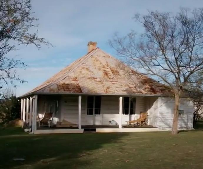 Series 2 of Restoration Australia saw this 1840s homestead brought back to life.
