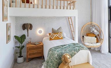 The Block 2020: did Luke and Jasmin copy their kids room design?