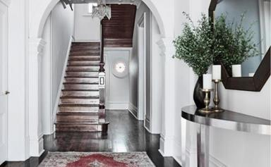 Darren Palmer's guide to entryway decorating