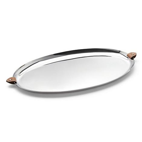 """Ralph Lauren 'Wyatt' oval serving tray, $299, [Palmer & Penn](https://palmerandpenn.com.au/products/ralph-lauren-wyatt-oval-serving-tray target=""""_blank"""" rel=""""nofollow"""")"""