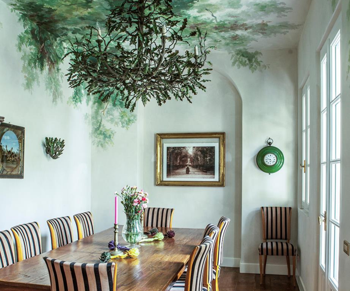 nature inspired home interiors