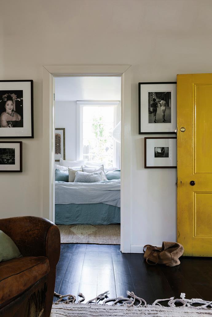 Photos by Lee Miller, Yau Leung and Lucie herself give the cottage the personal touch.