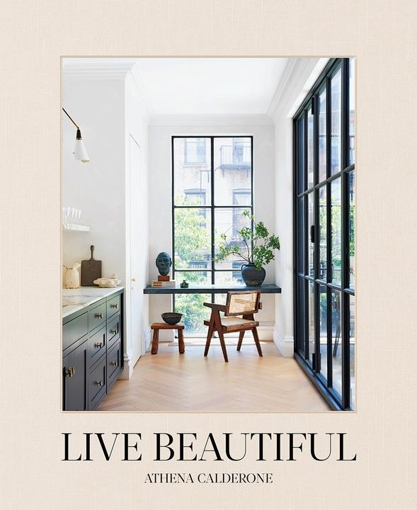 "**LIVE BEAUTIFUL - Athena Calderone**<p> Creator of the popular EyeSwoon lifestyle website, design buff Athena Calderone has penned this expressive tome, gathering the homes of 19 international tastemakers including Nate Berkus and Oliver Gustav that illustrate her ethos of current yet classic living. With her own natural ability to curate diverse design pieces and imbue spaces with personality, she encourages readers to ""tinker with, explore and ultimately find your own design gold at home"". $57.57, [Booktopia](https://www.booktopia.com.au/live-beautiful-athena-calderone/book/9781419742804.html?source=pla&gclid=CjwKCAjwiOv7BRBREiwAXHbv3OQoW-E3x8pJjWrPeSuTvAu9wgtHXWGCVsCUUXbQd-WpB8s-KFCZ1hoC3lEQAvD_BwE