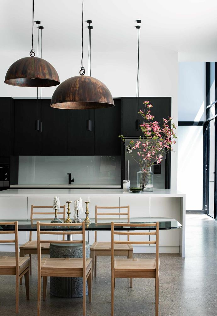 """**Kitchen/dining** [Caesarstone](https://www.caesarstone.com.au/